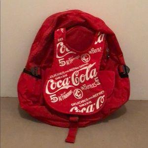 Coca Cola backpack